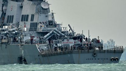 Amerikaanse marine schort globale operaties op om nieuwe aanvaringen te voorkomen