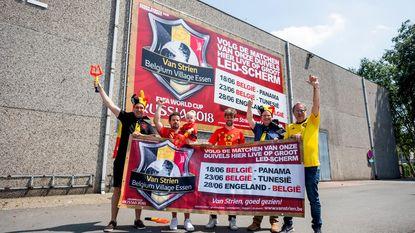 Essen Events pakt weer uit met WK-dorp op parking Heuvelhal
