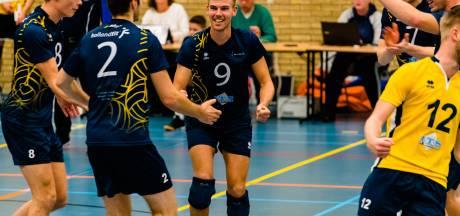 Pim Mossel van Inter Rijswijk werkt op de intensive care in het HMC: 'Sport is maar relatief'