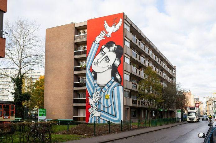 Walls of Boho in de Montensstraat 4 Borgerhout.