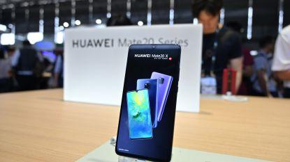 Huawei kreunt onder handelssancties