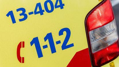Twee ongevallen met gewonden in Genk