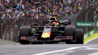 Nederlands feestje in Brazilië: Max Verstappen grijpt pole op Interlagos