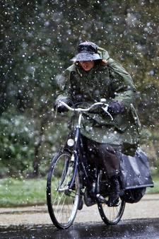 Koning winter dient zich aan: natte sneeuw op komst