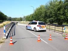 Auto's botsen onder spoor in Boxtel, tunnel enige tijd afgesloten