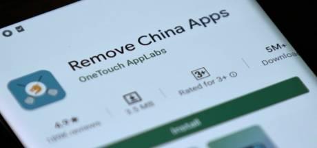 Google haalt anti-China app uit Google Play Store