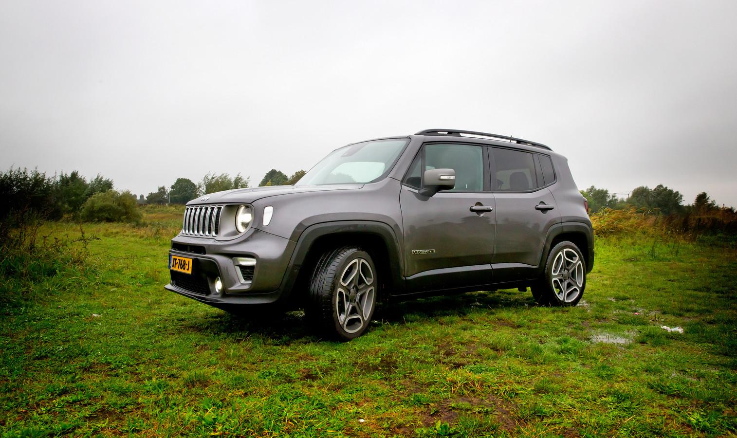 De Renegade maakt rijden met een echte Jeep betaalbaar.