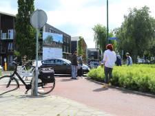 Overstekende e-biker aangereden in Bunschoten