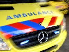 N11 van Bodegraven richting Leiden afgesloten na ongeval