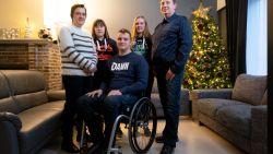 """Zion Van den Meerrschout (18) """"Een lief vinden, hoe doe je dat vanuit een rolstoel?"""""""