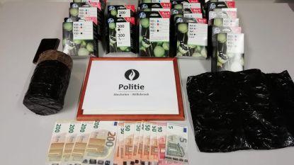 Verdacht trio rijdt rond met inktpatronen ter waarde van meer dan 1.500 euro