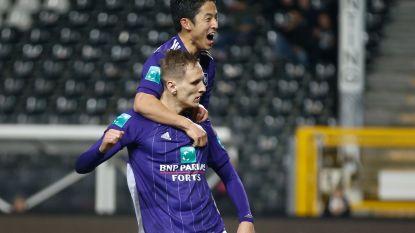 Discutabele penalty helpt Anderlecht voorbij zwart beest Charleroi