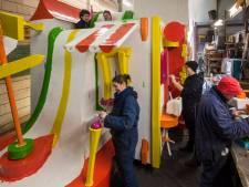 De Mouwers mauwen niet: carnavalsbouwers zitten op schema