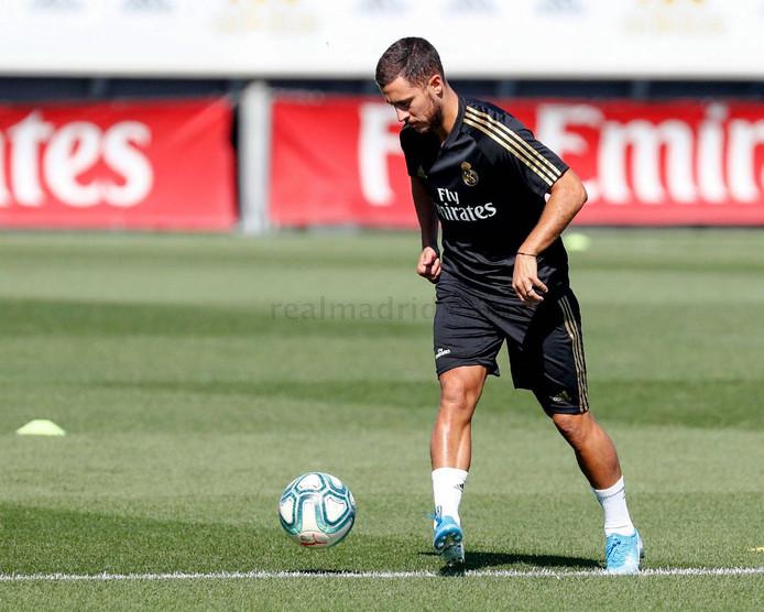 Eden Hazard est de retour