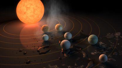 Drie nieuwe planeten in de bewoonbare zone, maar waar zijn de aliens dan?
