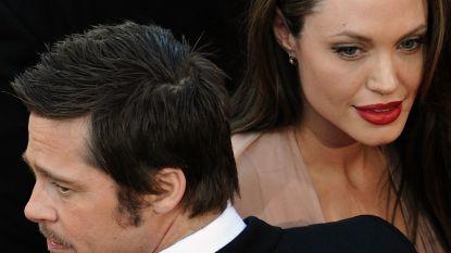 Brad en Angelina blijven met modder gooien