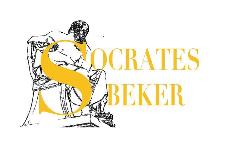 null Beeld Maand van de Filosofie/Socratesbeker