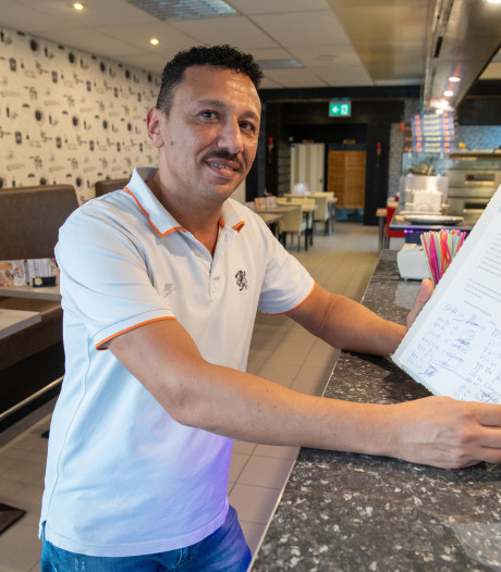 Pizza-man wil duidelijkheid over openen van restaurant in Nieuwleusen, maar krijgt hem nog niet