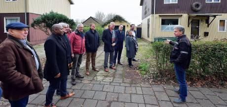 Drie serieuze kandidaten voor aankoop Zweedse woningen in Halsteren