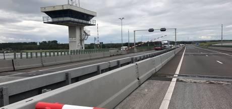 A6 bij Ketelbrug weer open