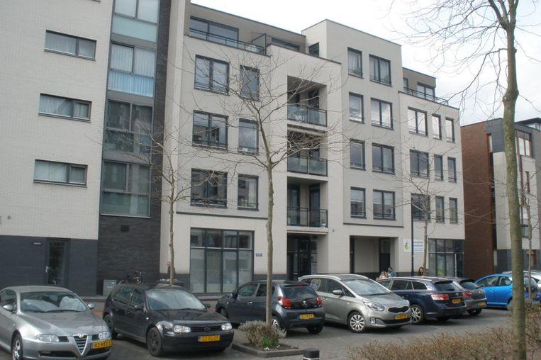 Een huurwoning in Barendrecht. Beeld Jeanette Vos