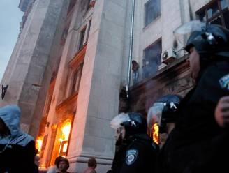 Bloedbad in Oekraïense stad Odessa