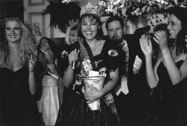 Rani werd in 1991 verkozen tot de allereerste Miss Belgian Beauty
