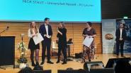 Olivier Schottey wint allereerste publieksprijs van Agoria