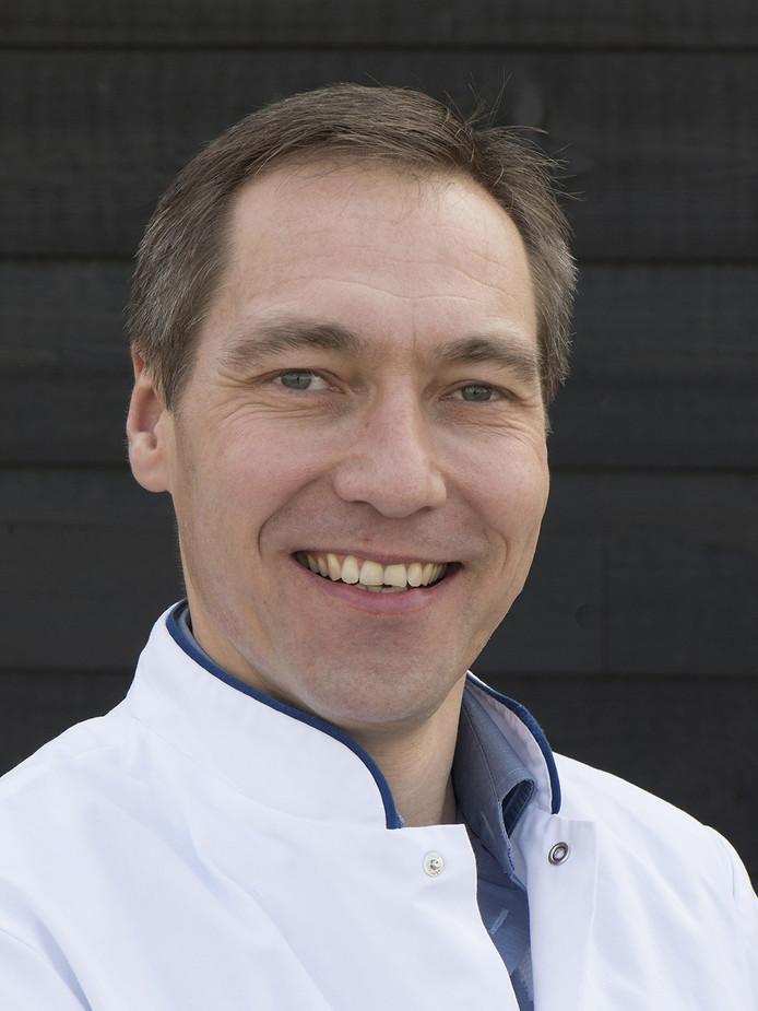 Traumachirurg Koen Lansink.