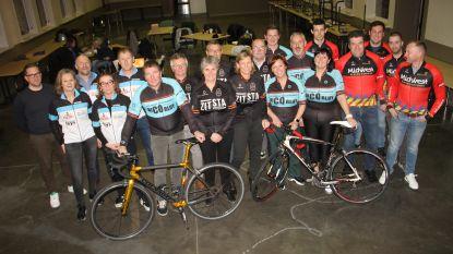De Brigands veilen koersfiets Philippe Gilbert in strijd tegen kanker