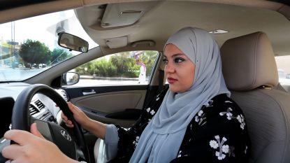 Saoedische vrouwen mogen officieel autorijden