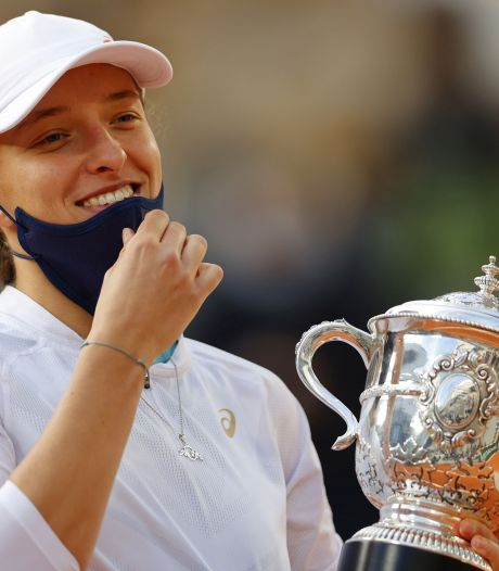 La sensation Iga Swiatek sacrée à Roland-Garros