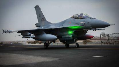 Nederlandse F-16's weer thuis van luchtoorlog tegen IS