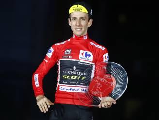 Yates nieuwe nummer 1 in WorldTour-klassement