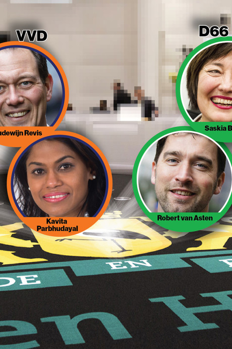 Dit is het nieuwe Haagse stadsbestuur: meer vrouwen, minder ervaring