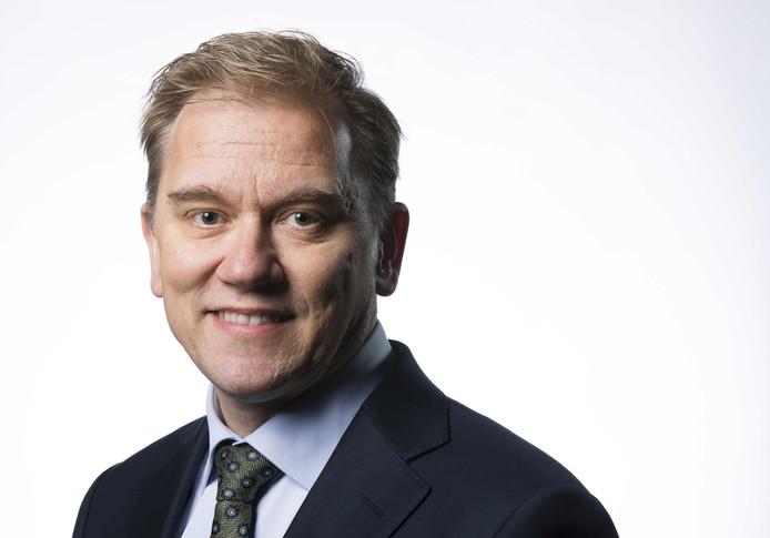 Tweede Kamerlid Eppo Bruins (ChristenUnie).