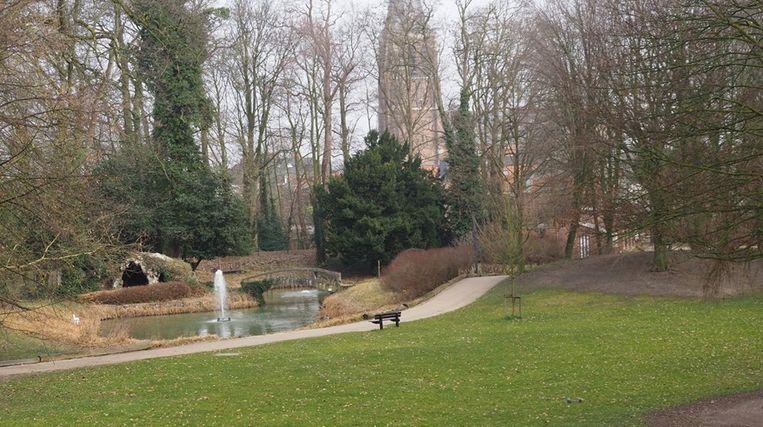 Het Gemeentepark zal door de politie extra in de gaten gehouden worden.