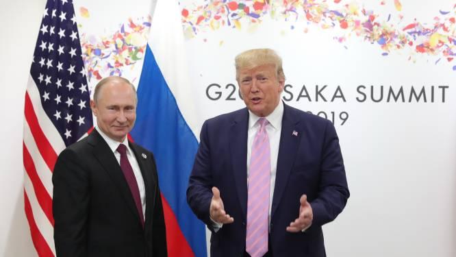 """Amerikaanse spionnen over bizar gedrag van Trump op G7: """"Hij is een spion voor Rusland"""""""