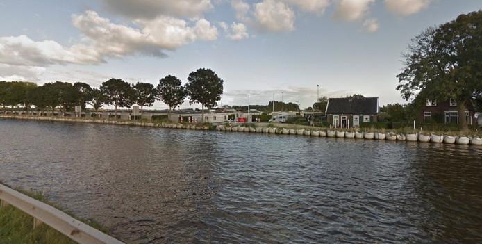 De Oostkanaalweg.
