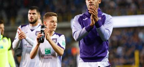 Anderlecht met 5.000 euro boete miniem gestraft voor dubbelrol Kompany
