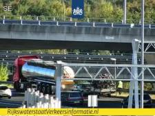 File door ongeluk op A2 richting Maastricht voorbij