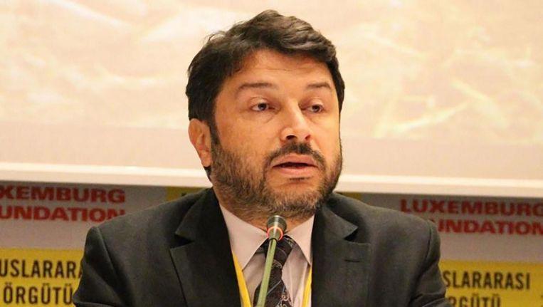 Taner Kiliç, de Turkse directeur van Amnesty International.