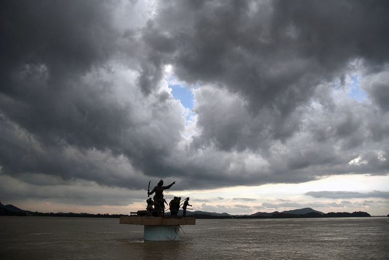 null Beeld  Biju  Boro / AFP