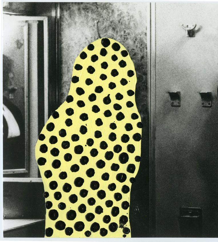 De cover die Borstlap maakte voor PS. Beeld Christian Borstlap