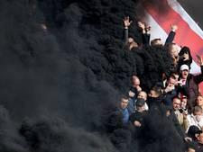 Twee PSV-fans toch vrij na rookbommen bij PSV-Ajax