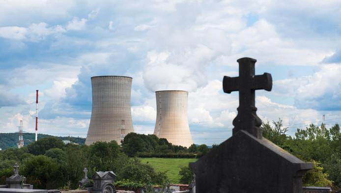 De kerncentrales in Tihange