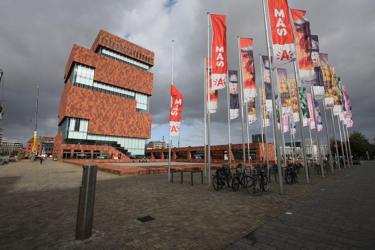 Het MAS in Antwerpen.