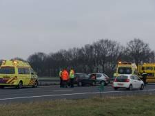 File op A28 lost op na eerder ongeval bij Rouveen