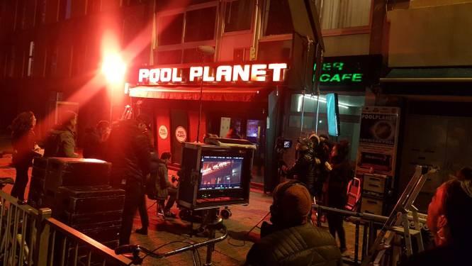 Baantjer onderzoekt moord in studentencafé Pool Planet
