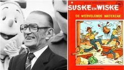 Originele tekeningen Suske en Wiske brengen 60.000 euro op